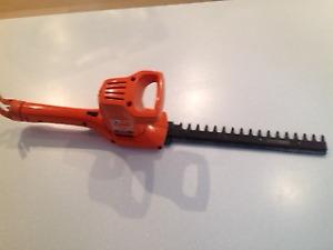 Shrub & Hedge trimmer