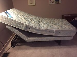 Electric Adjustable Bed Kijiji Free Classifieds In