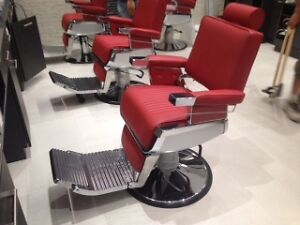 Barber chairs & salon furniture New with warrantee