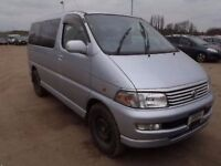 TOYOTA HIACE 2004 BREAKING FOR PARTS ONLY