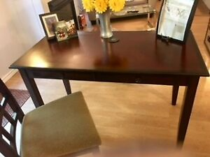 Perfect Condition Desk with Matching Chair