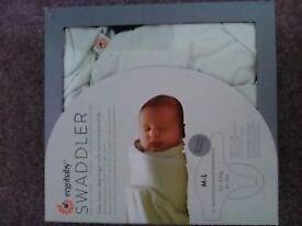 Ergo Baby Swaddlers x2 M/L