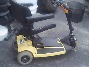 Sonic Mobility Scooter / Hitch Platform with Ramp (Pkg deal)