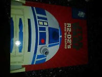 Brand new Star Wars make your own R2D2 book