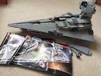 LEGO Star Wars Super Star Destroyer 6211