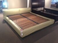 Martin Daniels brand new king bed selling direct from model home