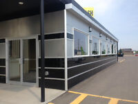 "Brand new ""Retro"" Diner for lease in Lacombe"