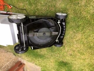 Al Ko Comfort 40E Electric Four Wheel Lawn Mowerin Liberton, EdinburghGumtree - Al Ko Comfort 40E Electric Four Wheel Lawn Mower Nearly new cost £170 , used less than 10 times bought 2016 Mid sized electric lawn mower for sale . Easy to use , not to heavy but better cut than a light flymo. Can mulch or collect as desired....