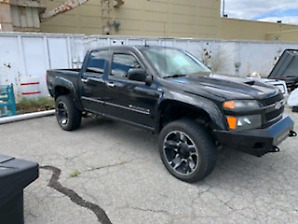 2009 Chevrolet Colorado 5.3L Crew Cab 4X4