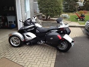 Can am Spyder 2008 SM5