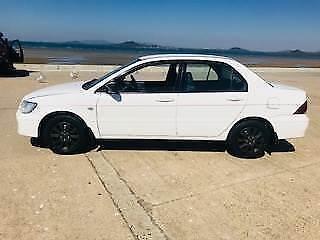 2003 Mitsubishi Lancer Sedan Low Klm's Bowen Whitsundays Area Preview