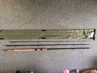 12' North Western Rodcraft Medium Swim feeder ledger rod.