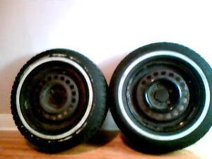 Pacemark Snowtrakker Tires for sale P205/70R/15