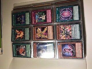 360 Random YuGiOh cards
