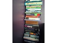 250 good books for sale - all sorts all ages - 20p each or £25 the lot! will do smaller bundles