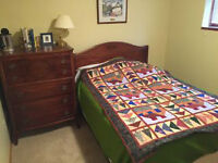 Complete Bedroom Set - Ready to Go