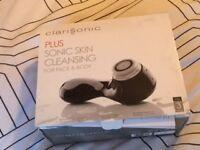 Clarisonic plus / sonic skin cleaning