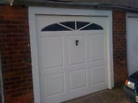 single lock up garage for rent