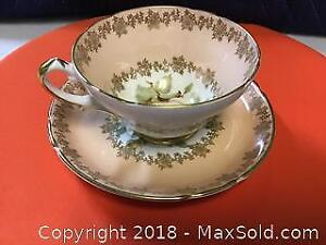 Stanley UK Tea Cup And Saucer