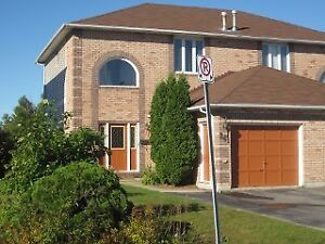 Two Story All Brick Semi Detached