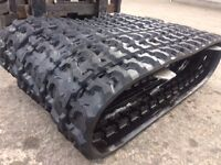 Takeuchi TB016 Rubber Tracks Unused Stock Clearance Size 230X96X34 Equivalent to 230X48X68 Size.