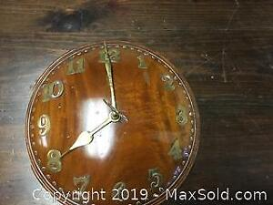 Vintage 18 Day Clock A