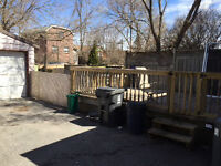Charming Bungalow for Rent in Birchcliffe! (Vic Park & Kingston)