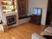 2 Bedroom beautiful furnished riverside garden flat to rent in E14