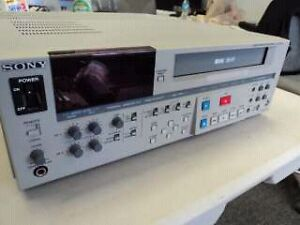 S-VHS VCR - Professional VCR / Security VCR