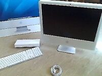 24 inch iMac Core 2 Duo 2.14 GHz with max RAM