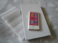 Apple iPod Nano 7th Generation 16GB - Silver - Brand New - Swap?