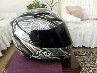 AGV stealth helmet xl.