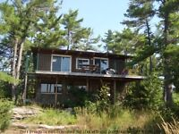 Privacy and Seclusion on Georgian Bay Island