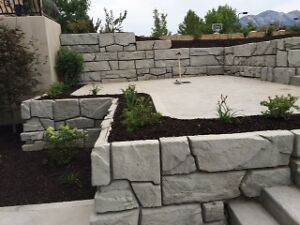 The Newest and Best Retaining Wall Product on the Market.