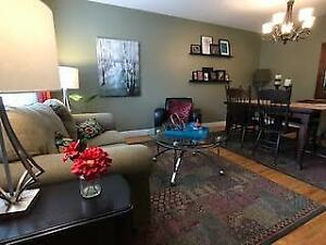 Charming Main Floor Apartment in House for Rent Short Term