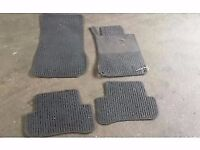 2002-2006 Genuine mercedes mats c180 c220 c250