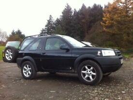 Land Rover Freelander Kalahari 1.8 Petrol