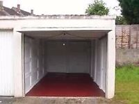 lockup garage to rent Kingswood