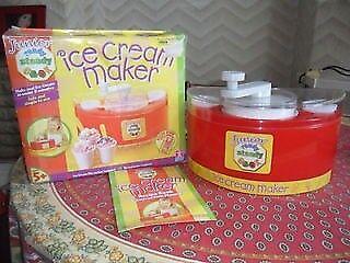 Junior Ready Steady Cook Ice Cream Maker