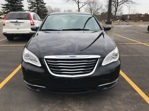 2014 Chrysler 200-Series Certified Tested Only 54000KM