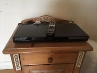 Samsung Blu-ray player with remote for sale only £15!!!
