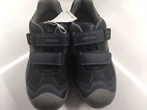 NEW in Box - Geox boys shoes size 3  Reg $85+tx