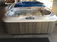 Hot Tub for the Hollidays
