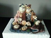 Boyds Bears Figurine......Purrfect Friends