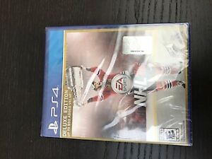 Brand NEW PS4 NHL 16 Deluxe Edition - $30