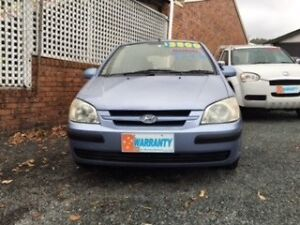 2004 Hyundai Getz Hatchback Robina Gold Coast South Preview
