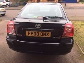 2008 Toyota Avensis 5 seater in excellent condition