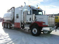 NEW 2014 Western Star 4900 Hydrovac