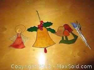 Stained Glass Decorations