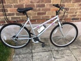 ladies 18inch bicycle